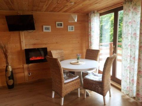 Domek idealny dla rodziny na Kaszubach