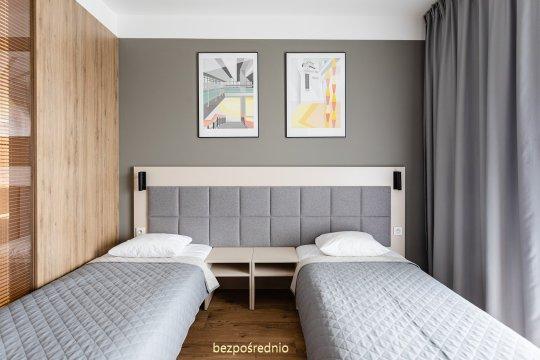 Nowy i komfortowy apartament w Warszawie, parking podziemny, WiFi, obok centrum