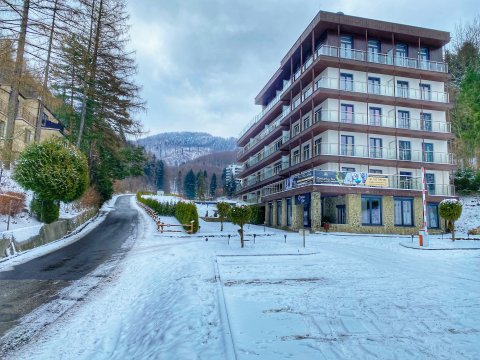 Kurort Kozubnik - Apartament*33   balkon z fantastycznym widokiem