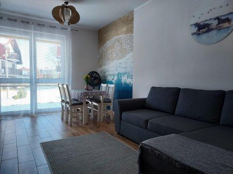 Apartament Sun&Fun - Salon