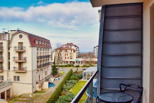 PromenadaApartamenty.pl - z widokiem na promenadę i morze