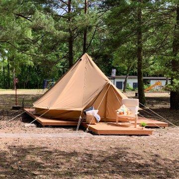 Camp Bursztynowy Las