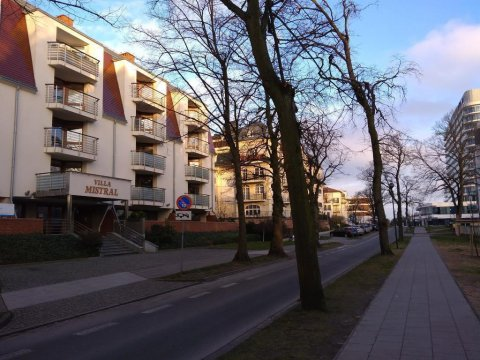 Apartament TRZY POMOSTY blisko morza