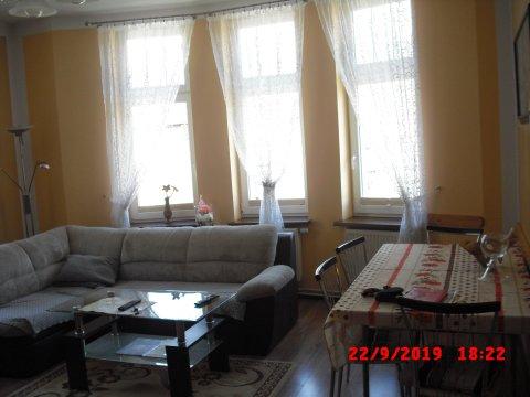 salon - Apartament Rodzinny HANA