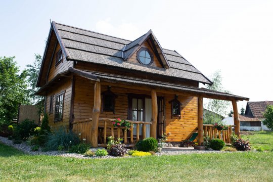 Domki letniskowe na Mazurach