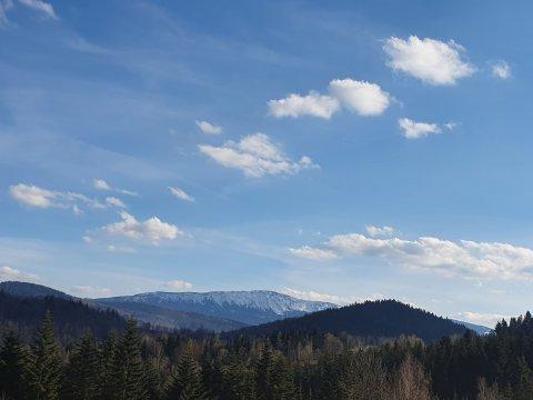Babia Góra - Willa Białego Wilka