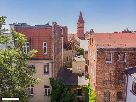 Apartament w samym sercu toruńskiej starówki, w pełni wyposażony