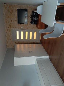salon - Mieszkanie 3 pokojowe w Sopocie