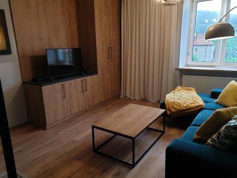 Apartament Stok o krok z prawdziwym kominikiem obok Czarna Góra Resort