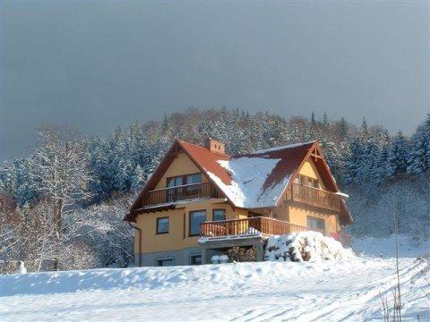 Dom w górach SŁONECZNY STOK