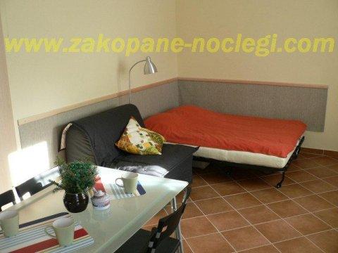 Zakopane, apartament 2-3os