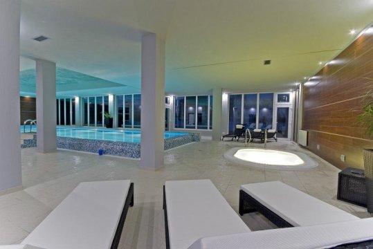 Strefa wellness - Hotel Moran****SPA