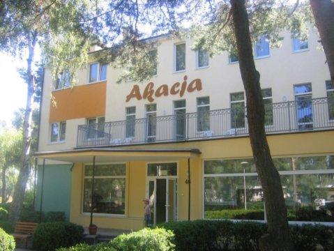O.W. Akacja -Budynek główny