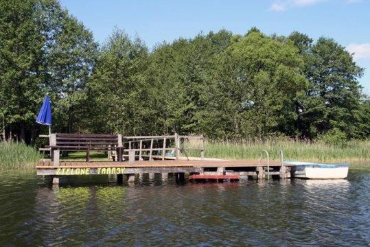 Bezpośredni dostęp do jeziora