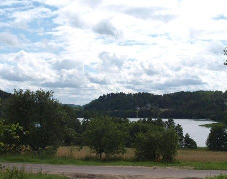 Dom nad jeziorem - Zawory 102 b
