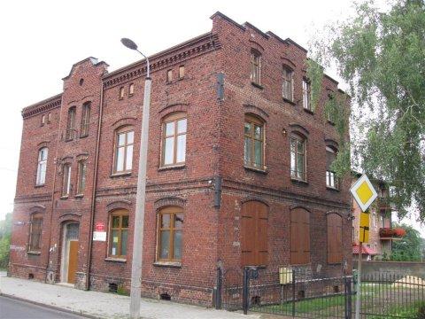Budynek od ul.I Armii WP