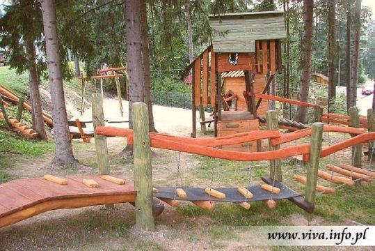 Viva Maria - Plac zabaw dla dzieci