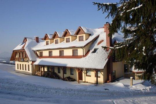 Hotel Lokis-zimą. - Hotel Lokis