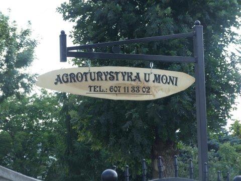Agroturystyka u Moni