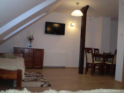 Apartament na przedmieściach Gdańska
