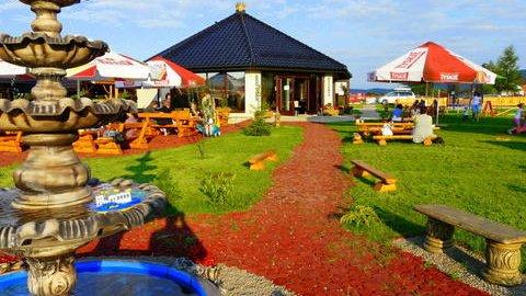 Green Garden - noclegi