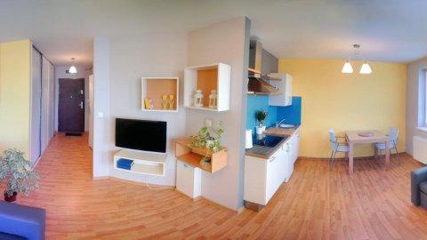 Tahiti | Apartament dla 3 osób nieopodal rynku