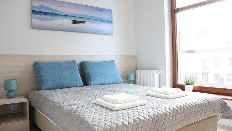 Baltic Sopot. Nowoczesny i komfortowy apartament blisko plaży