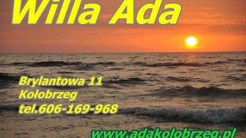 Kołobrzeg  Willa  ADA