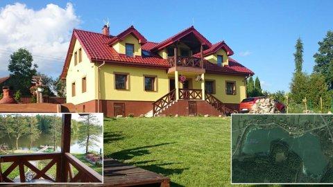 Mazurski Raj - Luksusowa Turystyka | apartamenty nad jeziorem | prywatna plaża