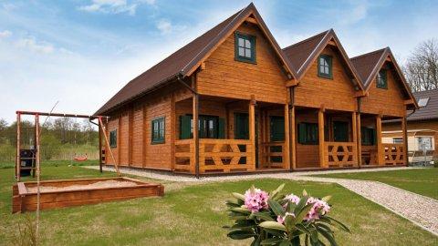 Domki letniskowe Słoneczna Zatoka - 250 m do plaży, idealne dla rodzin