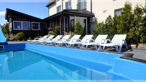 Ośrodek wypoczynkowy Villa Dolce Vita | Komfortowe pokoje | Basen