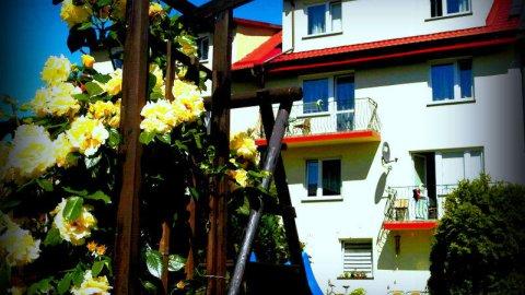 Dom Wczasowy Olivia Ustka | pokoje rodzinne | atrakcyjne rabaty