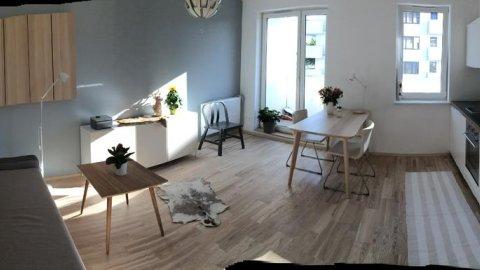 Nowy Apartament 40 m. | dla 4-5 osób | doskonale skomunikowany | balkon