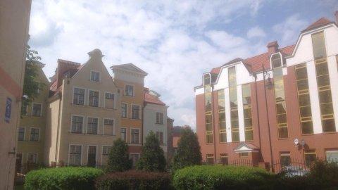 Apartament Alicja III w centrum Gdańska