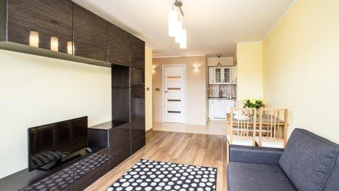 Wygodny apartament u Ewy - Idealny dla Rodzin