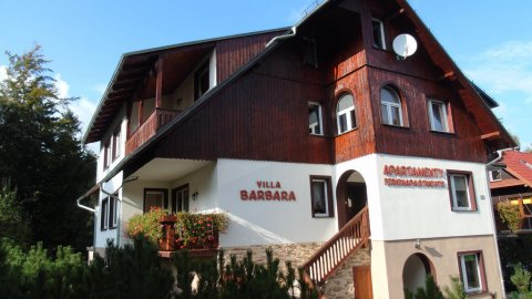 Villa Barbara | Apartamenty | Ogród, Grill, Taras | 100 metrów do uzdrowiska