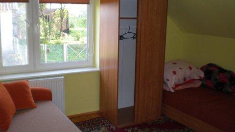 Dom nad jeziorem Łaśmiady | pokoje 3-osobowe