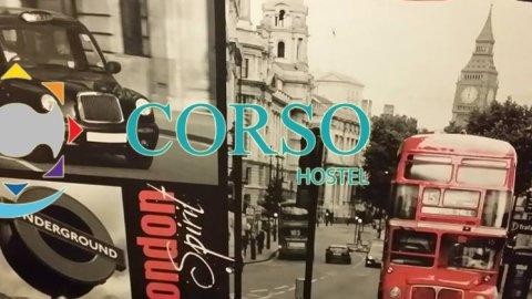 Hostel Corso, wszędzie blisko!