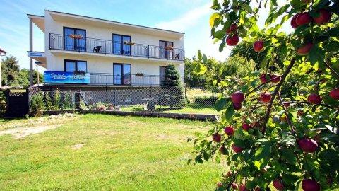Willa Anka | Pokoje z łazienkami i balkonami | Cicha okolica, 500 m. do plaży