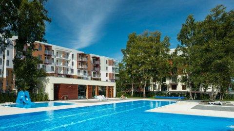 LUX Apartament 350 metrów od szerokiej plaży | Polanki Kołobrzeg