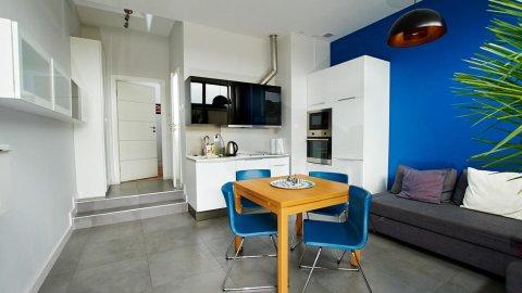 Apartament z palmą- idealny dla rodzin