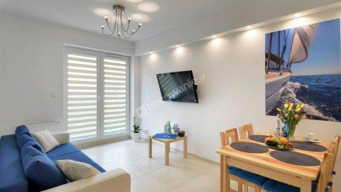 Apartament blisko plaży | Taras