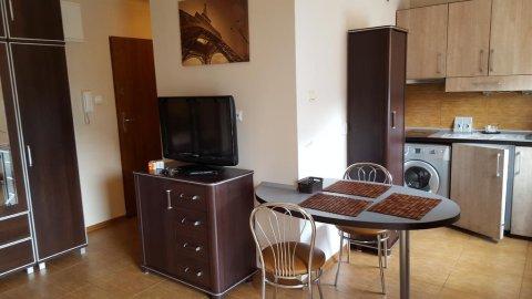 Apartament Jacek | taras | 300 metrów od plaży | blisko kortów tenisowych