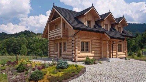 Gorczański Domek dla 12 osób