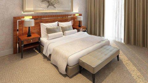 Hotel Grand Lubicz *****  Spa & Wellness Uzdrowisko Ustka Komfortowe pokoje