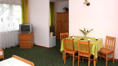 Willa Keja - pokoje z łazienkami, bezpłatny parking