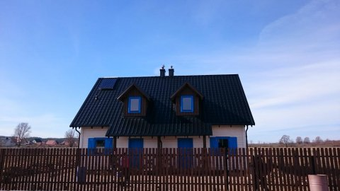 Dom nad morzem ''Witome''