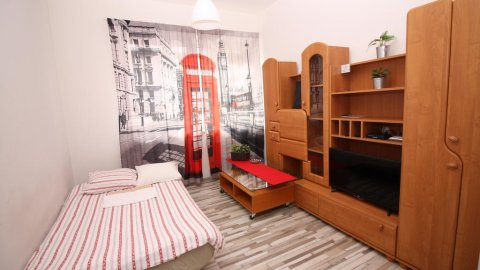Mini apartament w Łodzi