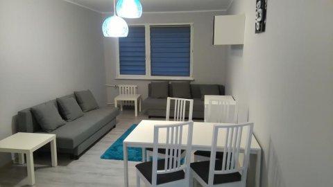 Nadmorska Bryza | nowoczesny apartament | 15 minut od morza | osobna kuchnia