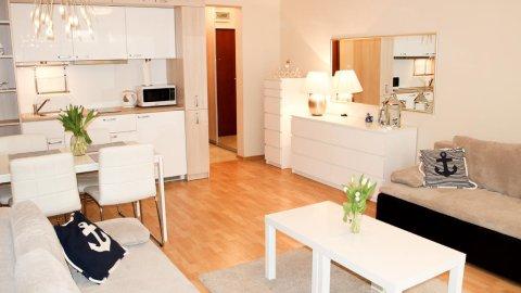 APARTAMENT BLISKO PLAŻY - komfortowy apartament dla 4 osób - 200 m od plaży !